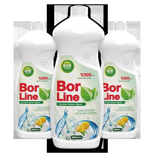 Borline - Sıvı Bulaşık Deterjanı
